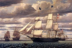 Famous Clipper Ships and Clipper Ship History