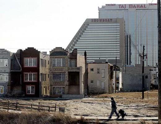 What the rundown Atlantic City looks like now