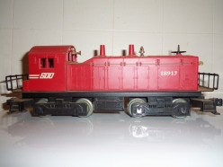 Lionel Train Collecting