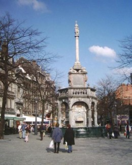 The Perron, Liège