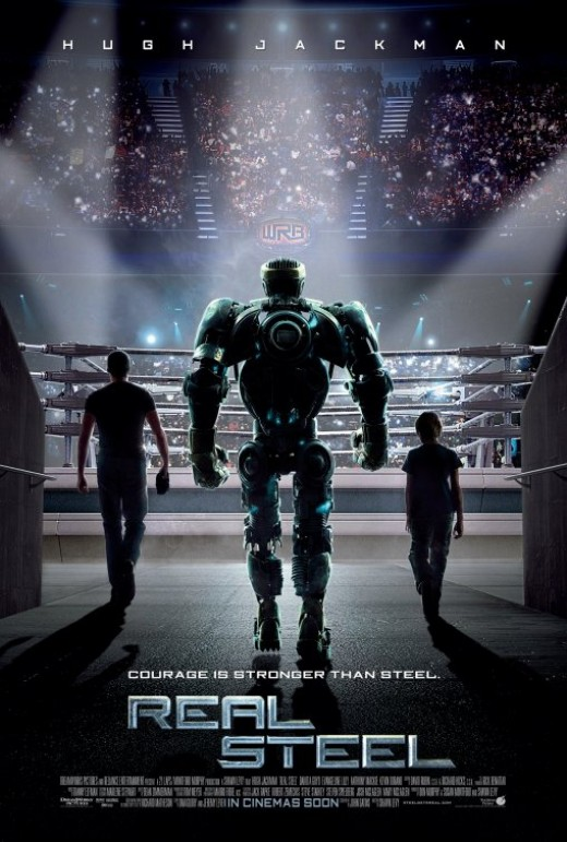 Real Steel Movie Poster #3