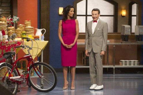 Padma and Pee Wee