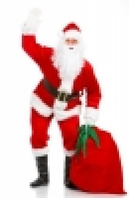 Yes, Virginia, there is a Santa Claus and diet pills that work!