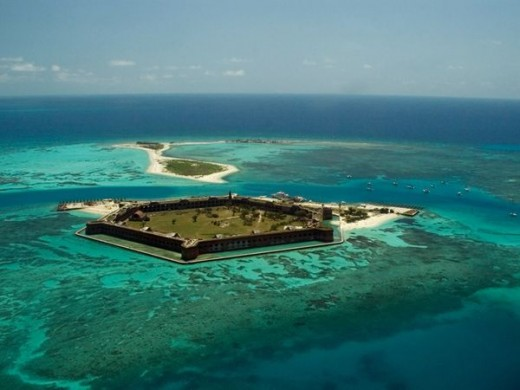 Dry Tortugas Island National Park, U.S.