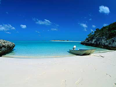 Beautiful beach, Turks and Caicos
