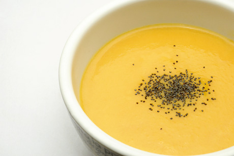 Carrots for weight loss: Pureed Carrot Soup