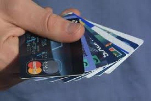 How many credit cards do you have?