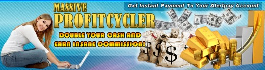Massive Profit Cycler, another HYIP scam