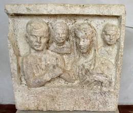 Roman grave marker
