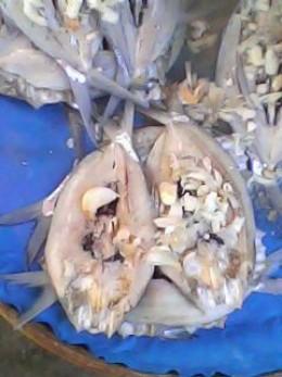 Marinated Bangus (milkfish)