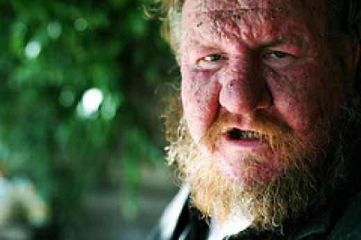 Homeless...#3 from bartek langer Source: flickr.com
