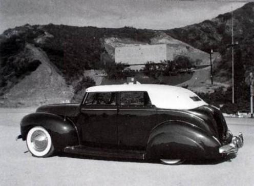 1938 FORD PAETON