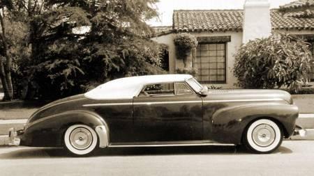 1940 BUICK CUSTOM
