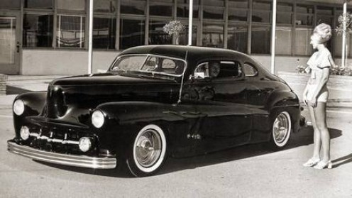 1948 FORD COUPE'