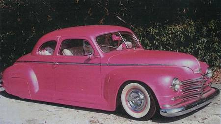 1948 PLYMOUTH COUPE'