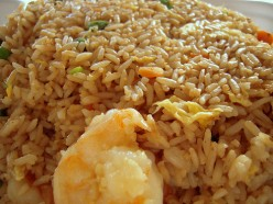 Vietnamese Shrimp Fried Rice (Com Chien Tom) Recipe