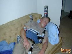 Extreme Drinking
