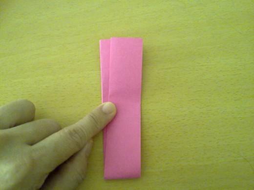 fold half again