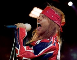 A 50th Birthday Tribute To Axl Rose & Guns n' Roses