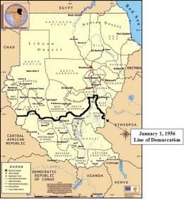 the new Republic of Southern Sudan
