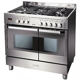 The Electrolux EKM90460X Stainless Steel Range Cooker