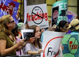 Fracking has some far reaching consequences!