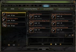 Dragon Nest - How to Craft Item Prefix