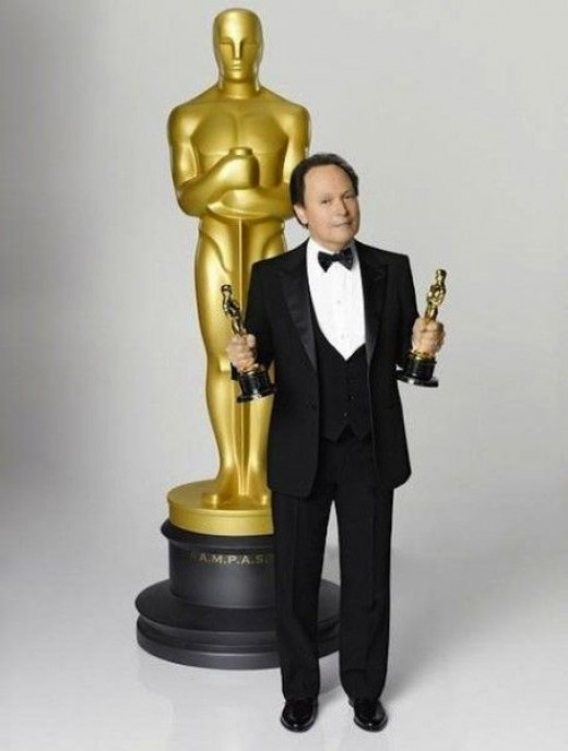 Billy Crystal returns as host