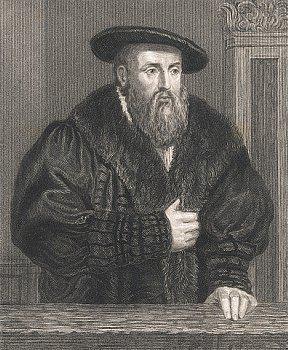 Figure 3. Johannes Kepler (1571-1630), a German astronomer.