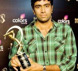 Ravichandran  Ashwin, man of the match in India versus Sri Lanka One Day Cricket Match at Perth