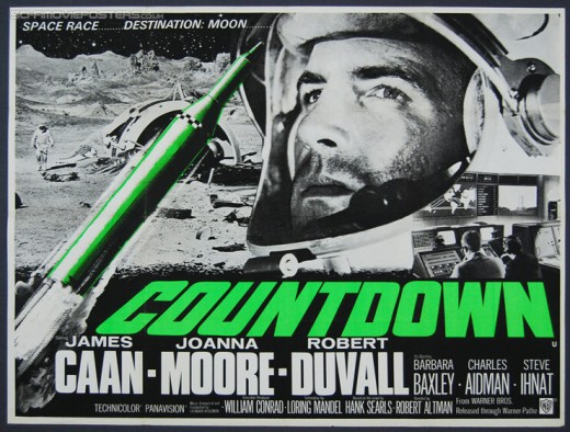 Countdown (1968) - poster