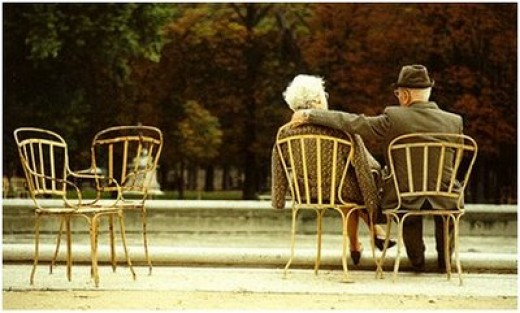 Love at old age