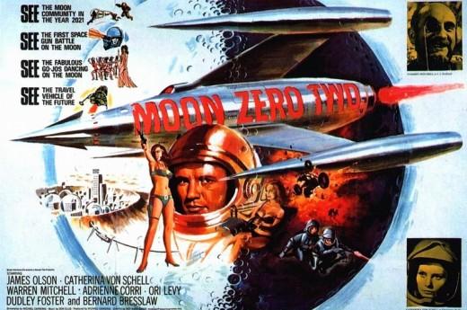 Moon Zero Two (1969) poster