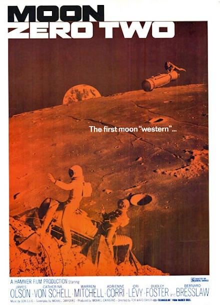 Moon Zero Two - poster
