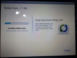 Updating Nokia Suite