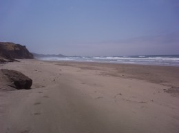 Have a long walk on the beach. Smell the fresh ocean air, with no smoke and no need for cigarettes.
