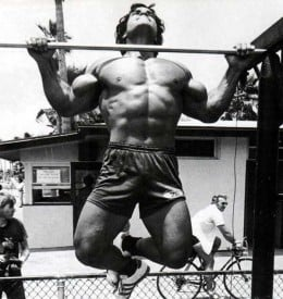 Increase your pull ups for huge biceps