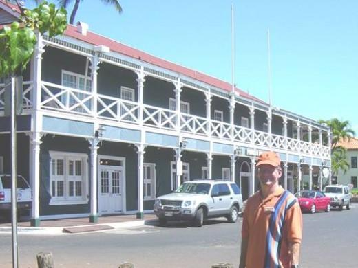 The Pioneer Inn