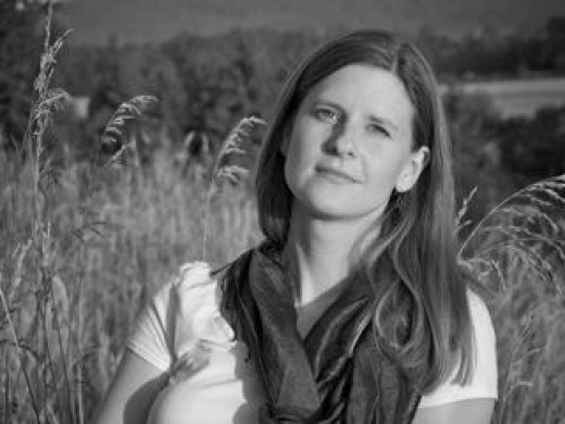 River in the Sea author, Tina Boscha