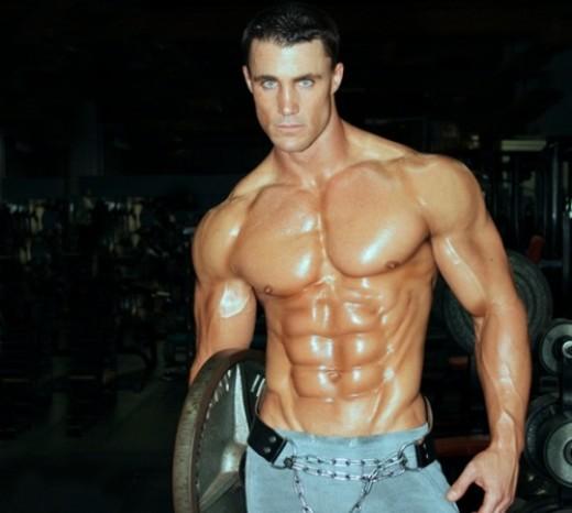 Greg Plitt Workout