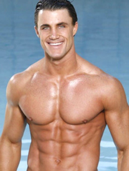 Greg Plitt Workout