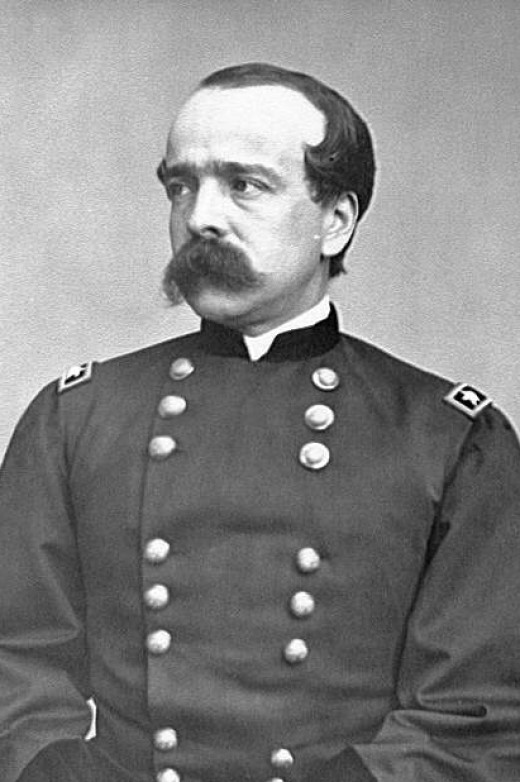 Union Army Brigadier General Daniel Butterfield