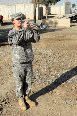 Army Taps: A U.S. Military Tradition