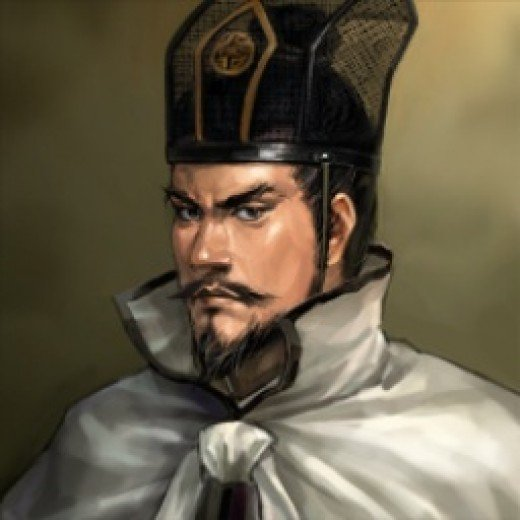Sima Yi, the main villain of the later part of the novella, and Zhuge Liang's arch-nemesis. I believe that Saruman the dark wizard was based on Sima Yi.
