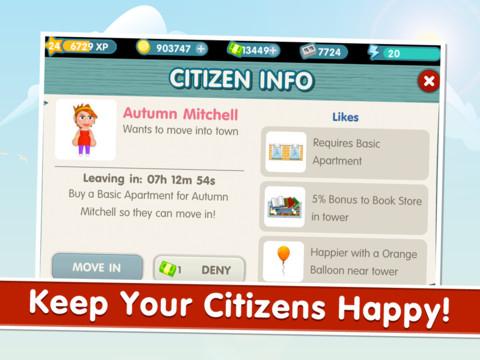 Citizens Info Menu
