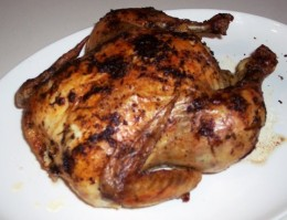 Roast Chicken Is Oh So Delicious
