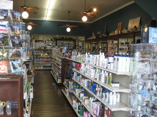 Many drug stores and pharmacies in the U.S. sell tobacco products.