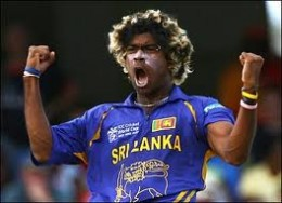 Lasith Malinga can inflict early losses at the Aussie batting
