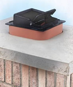 How To Seal Off  Unused Drafty Fireplace Chimneys Using Lock-Top Chimney Dampers