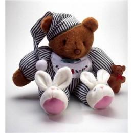How about a cute stuffed Teddy Bear...